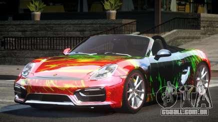 2012 Porsche 981 L4 para GTA 4
