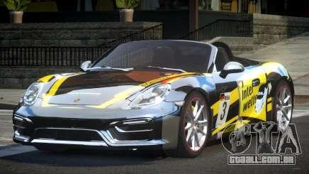 2012 Porsche 981 L5 para GTA 4
