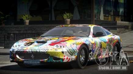 Ferrari 575M R-Tuned L10 para GTA 4