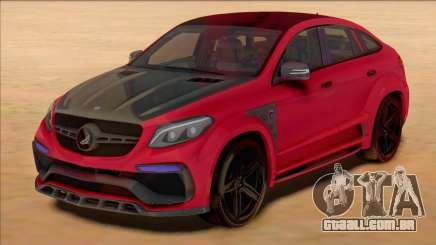 Mercedes-Benz GLE 2018 TopCar para GTA San Andreas