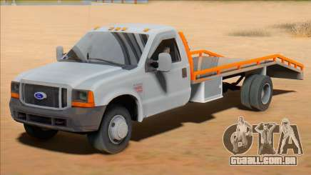 Ford Triton Grua RiderMods para GTA San Andreas