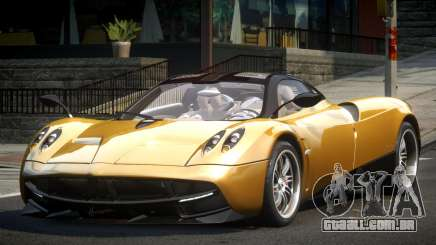 Pagani Huayra BS Racing para GTA 4