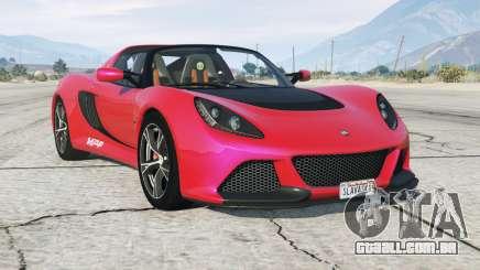 Lotus Exige V6 Cup 201Ձ para GTA 5