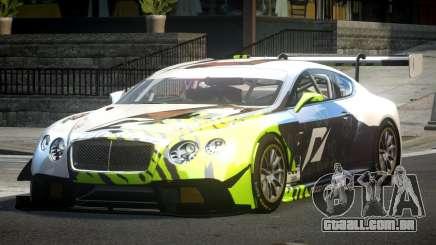 Bentley Continental GT Racing L10 para GTA 4