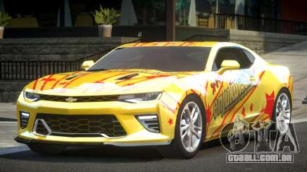 Chevrolet Camaro SP Racing L8 para GTA 4