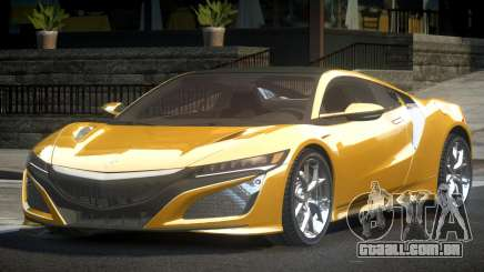 Acura NSX PSI R-Tuned para GTA 4
