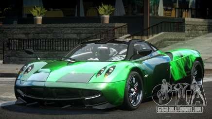 Pagani Huayra BS Racing L3 para GTA 4