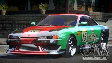 Nissan 200SX BS Racing L8 para GTA 4