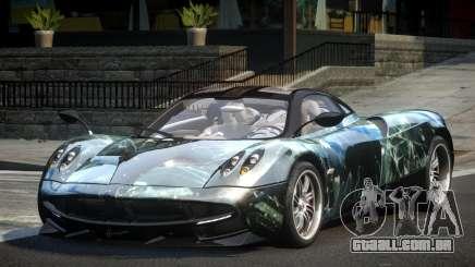 Pagani Huayra BS Racing L4 para GTA 4