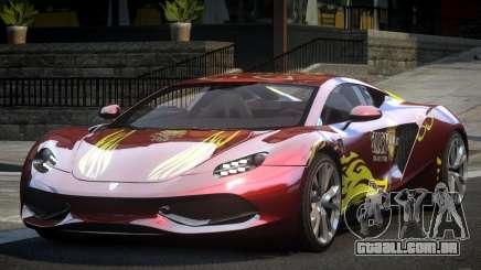 Arrinera Hussarya GT L5 para GTA 4