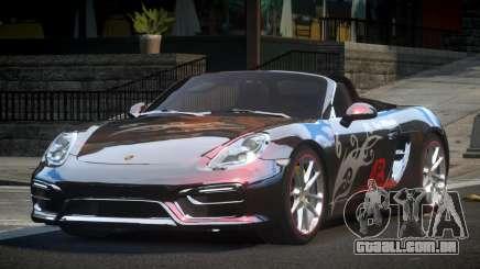2012 Porsche 981 L7 para GTA 4