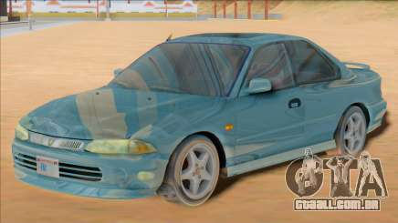 Proton Putra 2004 (Mirage Asti 2 door) para GTA San Andreas