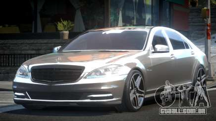Mercedes-Benz W221 H-Tuned para GTA 4
