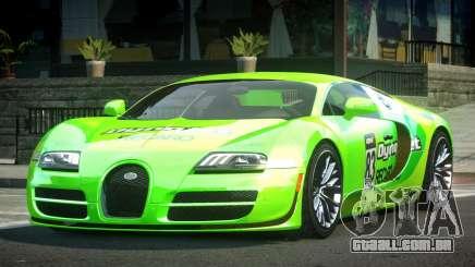Bugatti Veyron GT R-Tuned L9 para GTA 4