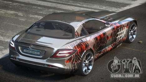 Mercedes-Benz SLR R-Tuning L4 para GTA 4
