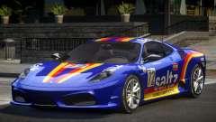 Ferrari F430 BS-R L3 para GTA 4