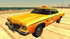 Oldsmobile Delta 88 1973 taxi