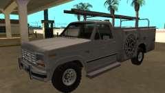 Ford F-150 1984 Utility para GTA San Andreas