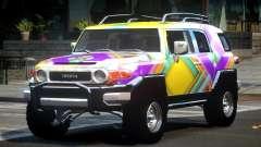 Toyota FJ Cruiser OR L3 para GTA 4
