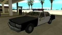 Chevrolet Caprice 1987 Los Angeles County Sherif para GTA San Andreas