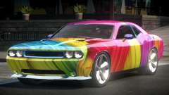 Dodge Challenger BS Racing L8 para GTA 4