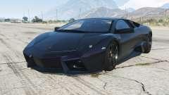 Lamborghini Reventon 2008 para GTA 5
