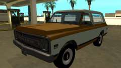 Chevrolet C-10 Blazer 1972 para GTA San Andreas