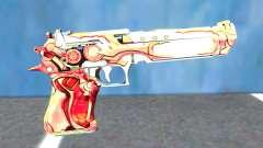 Desert Eagle El-Dorado para GTA San Andreas