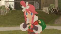 Pokemon Masters - Skyla (Season Outfit) para GTA San Andreas