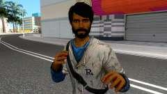 The Walking Dead - Javier Garcia para GTA San Andreas