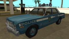 Dodge Aspen 1979 New York Police Dept