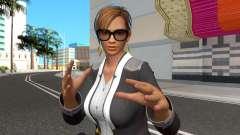 Lisa DOA V1 para GTA San Andreas