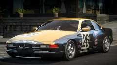 BMW 850CSi GT L3 para GTA 4