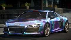 2015 Audi R8 L1 para GTA 4