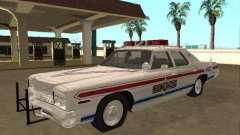 Dodge Monaco 1974 Illinois State Police para GTA San Andreas