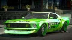 Ford Mustang Old R-Tuning PJ8 para GTA 4
