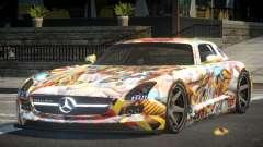 Mercedes-Benz SLS SP-A L5 para GTA 4