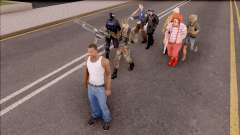 The Best 7 Guards para GTA San Andreas