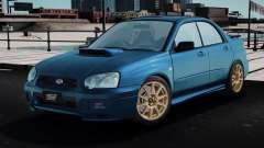 Subaru Impreza WRX STi Spec-C 2003