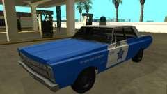 Plymouth Belvedere 4 door 1965 Chicago Police De