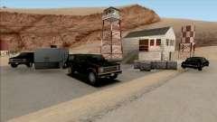 Abandoned Airport VIP Cars para GTA San Andreas