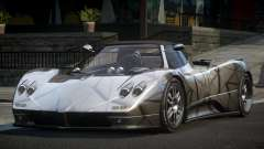 Pagani Zonda SR C12 L6 para GTA 4