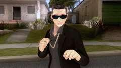 New Wuzimu Casual V4 Woozie para GTA San Andreas