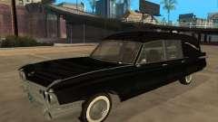 Cadillac Miller-Meteor 1959 hearse
