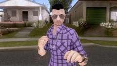 GTA Online Skin Ramdon Male Outher 8 para GTA San Andreas