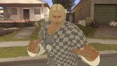 Paul Biker Shortcut Hair V1 para GTA San Andreas
