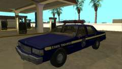 Chevrolet Caprice 1987 New York State Trooper para GTA San Andreas