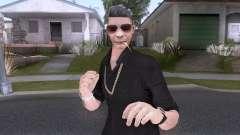 New Cwmohb1 Casual V10 Marulete New Look Hair para GTA San Andreas