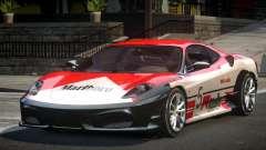 Ferrari F430 BS-R L1 para GTA 4
