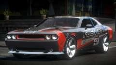Dodge Challenger BS Racing L9 para GTA 4
